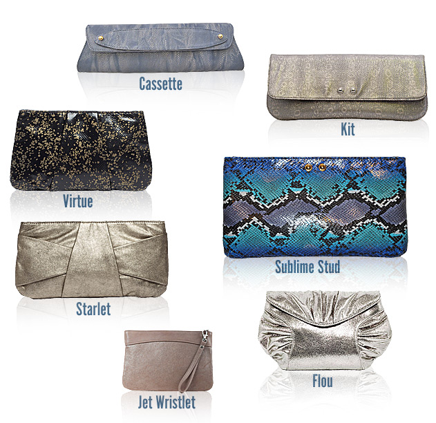 Kaia Peterka - Luxury Clutches
